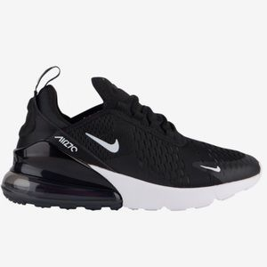 Nike Black Air Max 270